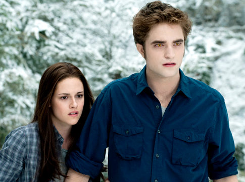 robert pattinson twilight eclipse. Robert Pattinson and Kristen