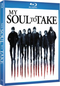 My Soul ToTake - DVD cover art (Rogue)