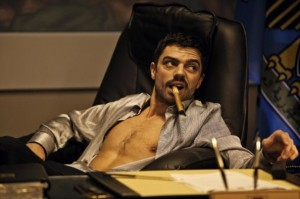 "Dominic Cooper in ""The Devils Double"" - Lionsgate"