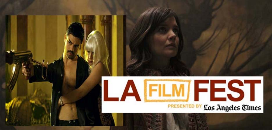 LA Film Festival opens with star power.