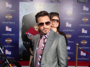 Robert Downey jr - photo BNH