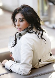 "Nadine Labaki, actress-director: ""Where Do We Go Now?"""