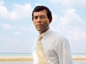 "Mohamed Nashid ""The Island President"" - TIFF 2011"