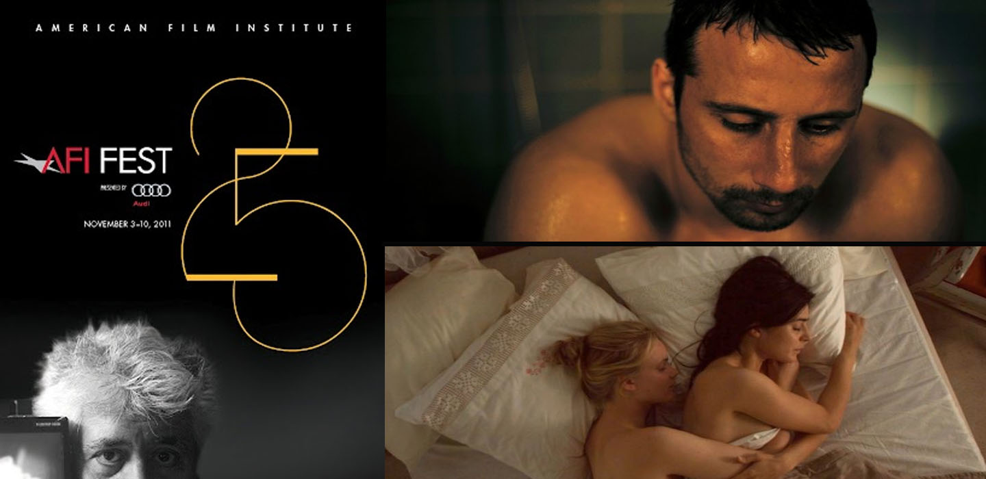 """AFI FEST: Michaël R. Roskam's """"Bullhead"""" (original title """"Rundskop"""") and """"Kyss Mig"""" (original title, aka: Every Little Breathe,later renamed """"Kiss Me"""" by Alexandra-Therese Keining."""