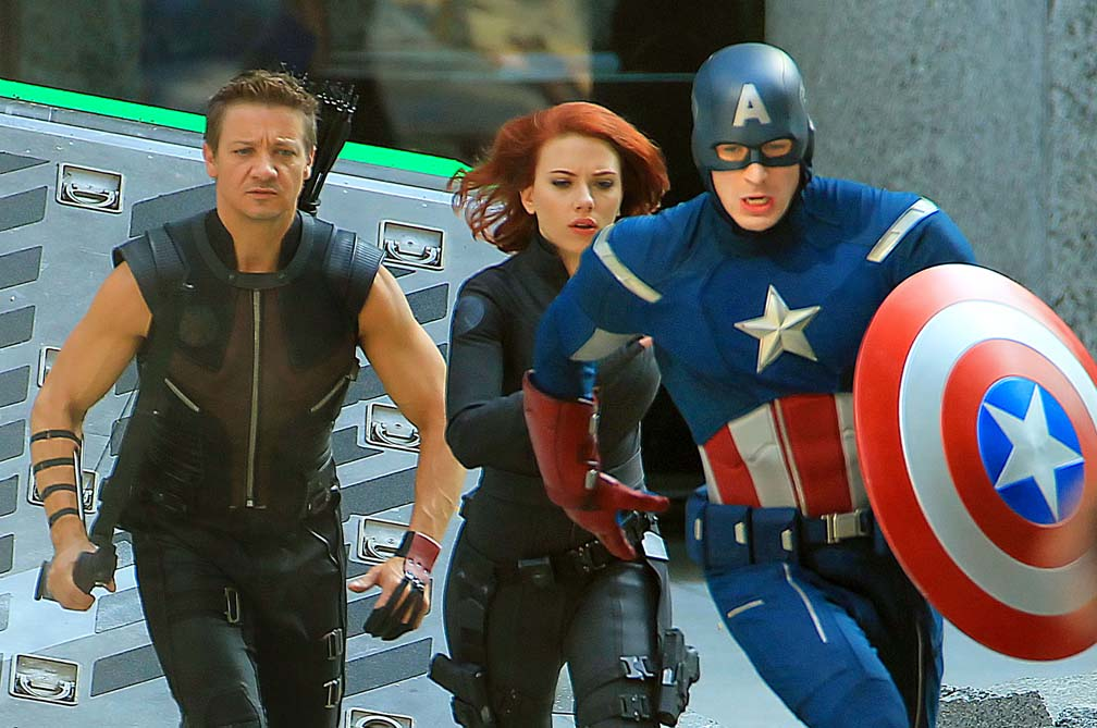 PHOTOS: Avengers Assemble! Superhero Epic Set to Dominate ...