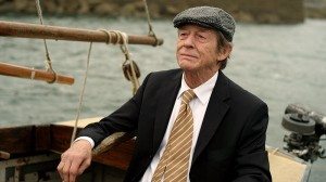 "British actor John Hurt plans on being free, in the short film ""Sailcloth"""