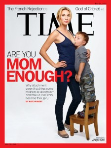 Jamie Lynne Grumet on Time Magazine's May 21 cover