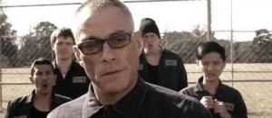 "Van Damme in After Dark Films' ""Dragon Eyes"" (now on DVD)"