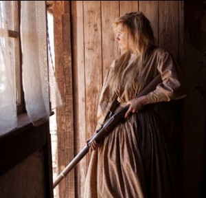 Clare Bowen in Jared Moshe's &quot;Dead Man's Burden&quot;