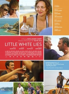 Marrion Cotillard and Jean Dujardin star in Little White Lies