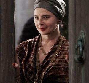 "Isabella Rosellini stars in new French film ""Chicken With Plums"" directed by Marjane Satrapi and Vincent Paronnaud"