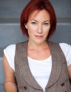 Actress Tanya Franks - (photo: Vince Trupsin)