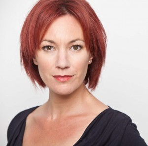 "Tanya Franks plays Mrs. Burton opposite Lindsay Lohan in Lifetime's ""Liz and Dick"" - (photo by Vince Trupsin)"