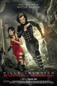 In 3D sci-fi fantasy franchise Resident Evil packs a punch at the box office