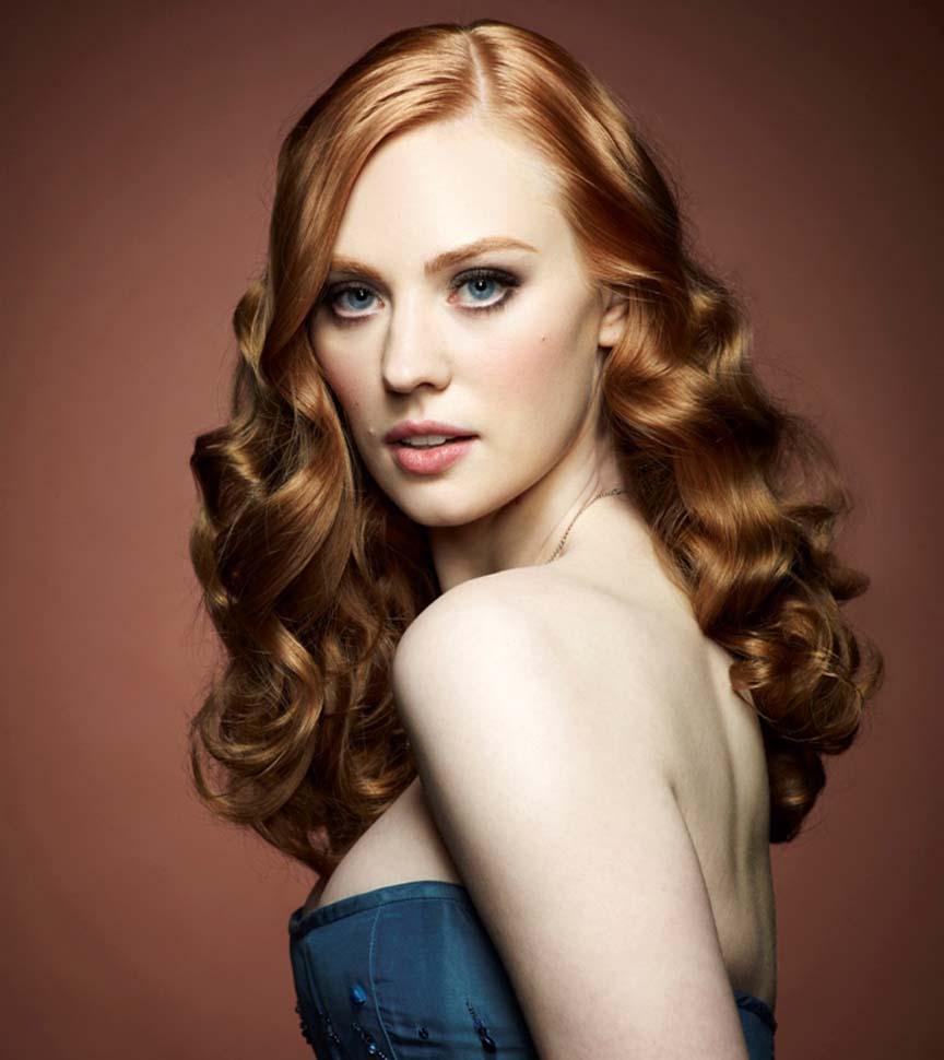 Jessica True Blood Natural Hair Colour