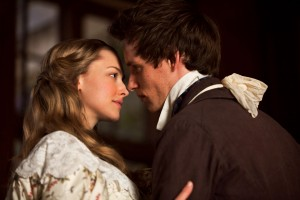 "Amanda Seyfried, with Eddie Redmayne, in ""Les Miserables"" - Universal Pictures"