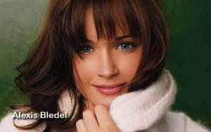 Alexis Bledel. This ex 'Gilmore Girl' is all grown up and making great acting choices.