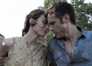 "Rooney Mara and Casey Affleck in David Lowery's ""Ain't Them Bodies Saints."" - IFC Films"