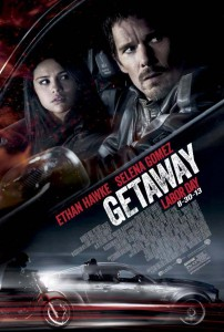 Courtney Solomon directed new action film GETAWAY