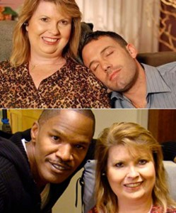 CinemAbility - stars Ben Affleck and Jamie Foxx appear in Jenni Gold's documentary.