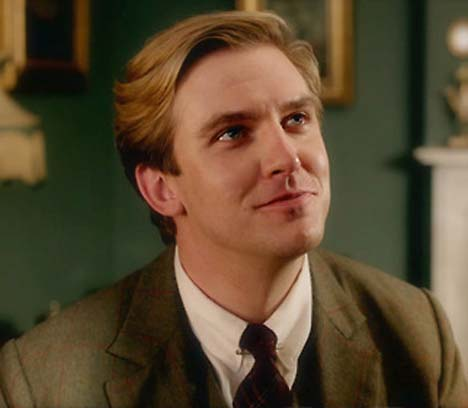 'Downton Abbey' Dan Stevens Actor