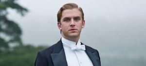 """U.K. actor, Dan Stevens is seen in """"Downton Abbey"""" TV series, airing on PBS in the U.S."""