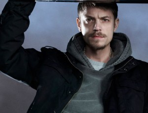 After success on AMC's THE KILLING, Joel Kinnaman hits the big screen with ROBOCOP and other new films.