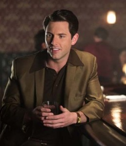 "Michael Lomenda is Nick Massi in ""Jersey Boys"" movie (2014)"