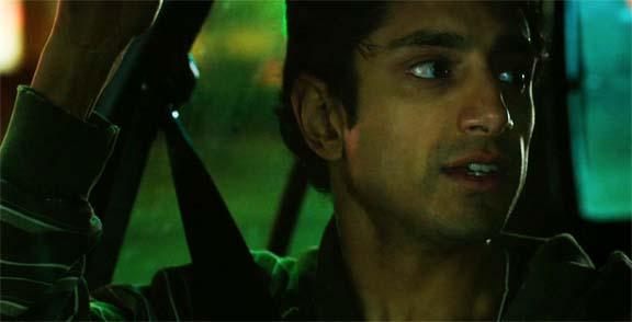 "British actor, rapper, Rizwan ""Riz"" Ahmed, as Rick, in Dan Gilroy's ""Nightcrawler."""