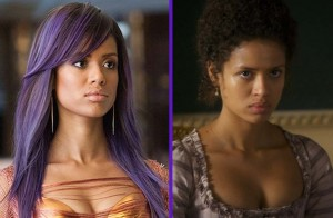 Gugu Mbatha-Raw in BELLE and in BEYOND THE LIGHTS/