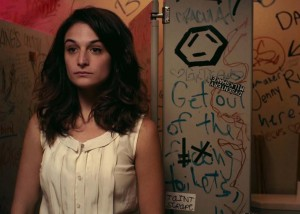 A star-making turn by Jenny Slate in OBVIOUS CHILD