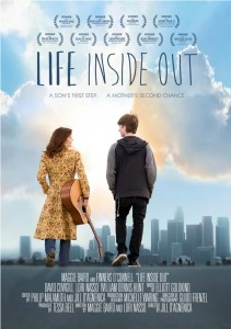in indie film Life Inside Out, a mother of three bonds with her youngest unhappy son through songwriting.