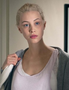Sarah Gadon, one of the best young Canadian actresses working today