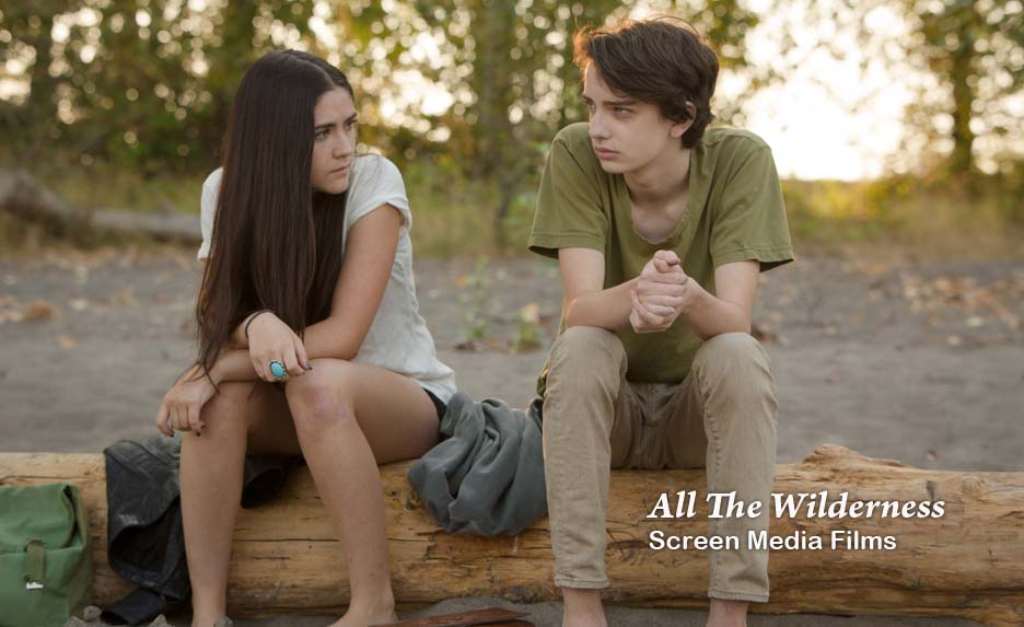 All-The-Wilderness-Isabelle Fuhrman-Kodi Smit-McPhee-movie