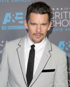 Ethan Hawke - photograph courtesy of Brian To