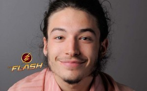 Ezra Miller to reprise THE FLASH for WB's 2018 film. But why not Grant Gustin?