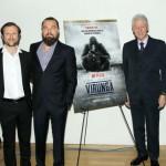 Netflix documentary VIRUNGA itackles Gorilla conservation.