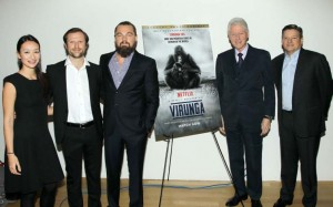 Netflix documentary VIRUNGA itackles Gorilla conservation.