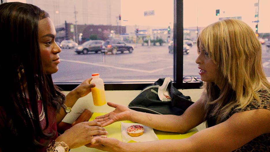 Buzzy film out of Sundance: Tangerine, shot entirely on iphone 5s