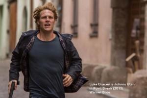 Luke Bracey  is Johnny Utah in the new Point Break (2015) - Warner Bros.