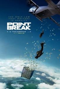 Point Break (2015) new poster goes online