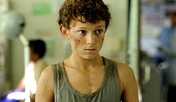 The Impossible Tom Holland