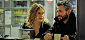 Alice Eve and Chris Evans star in indie romance BEFORE WE GO