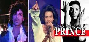 in 1980s films Prince carved out a niche on the big screen