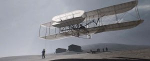 "The Wright brothers experienced in virtual reality in VR movie ""First."" - MatterVR"