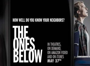 Clémence Poésy and Laura Birn in The Ones Below, thriller by David Farr