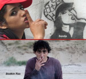 "Indie films 2016: ""Sonita"" documentary from Iran, and Dutch crime, drama ""Bodkin Ras."""