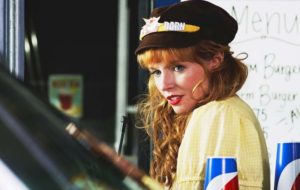 Stef Dawson (' The Hunger Games') is Candy, in Alicia Slimmer's 'Creedmoria,' an indie comedy.