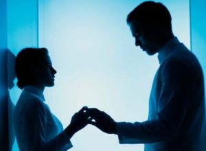 Kristen Stewart and Nicholas Hoult rediscover love in 'Equals.'
