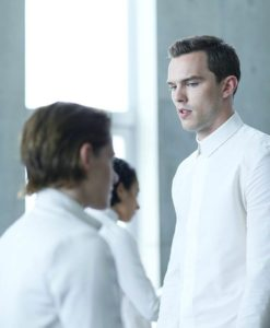 Equals movie (2016): Everything changes for Silas ( Nicholas Hoult) when a new disease named Switched On Syndrome surfaces.